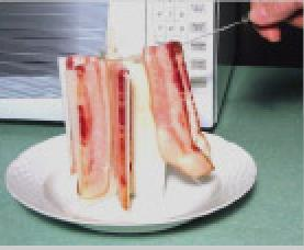 loaded bacon cooker
